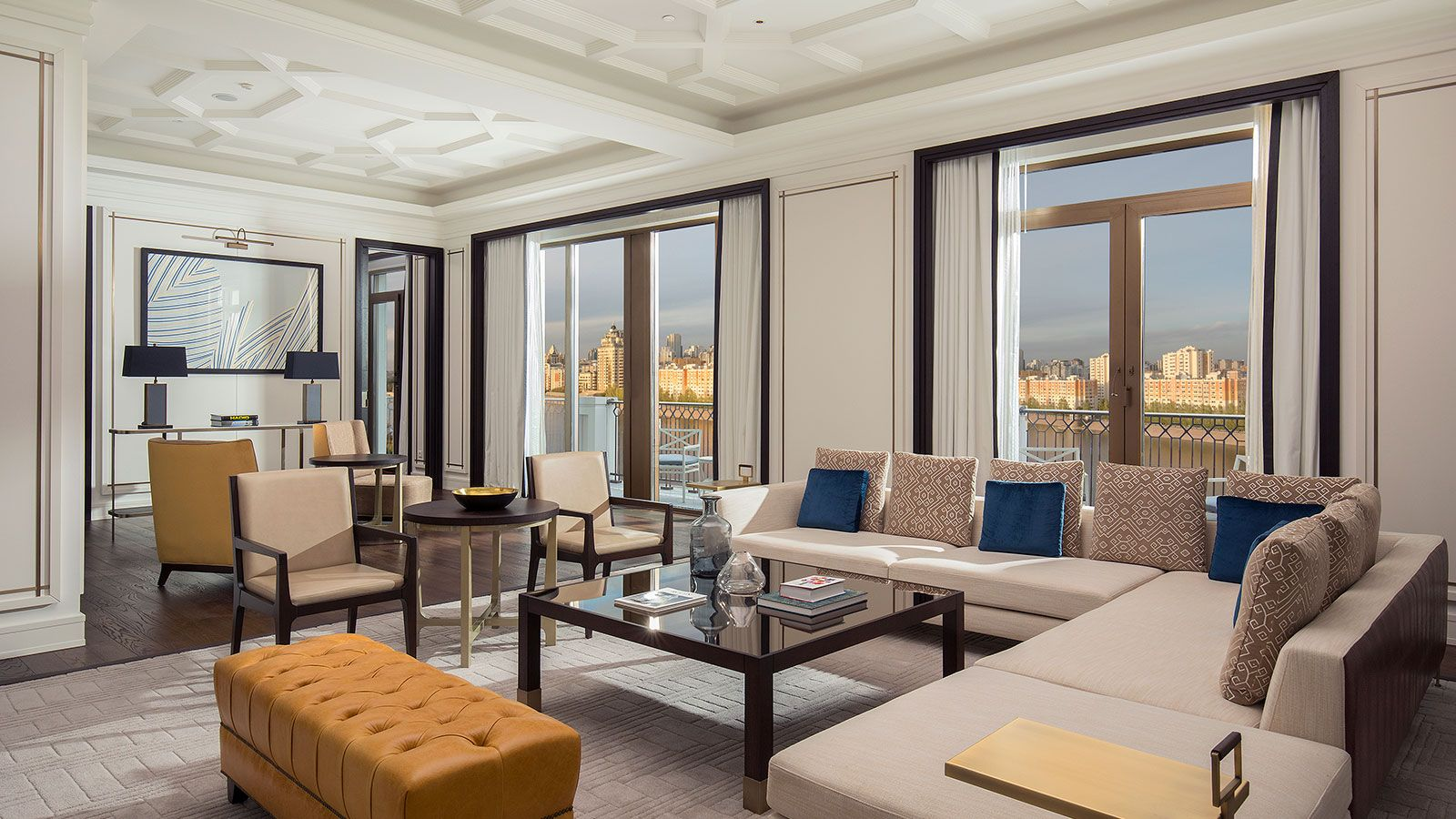 Royal Suite - The St. Regis Astana