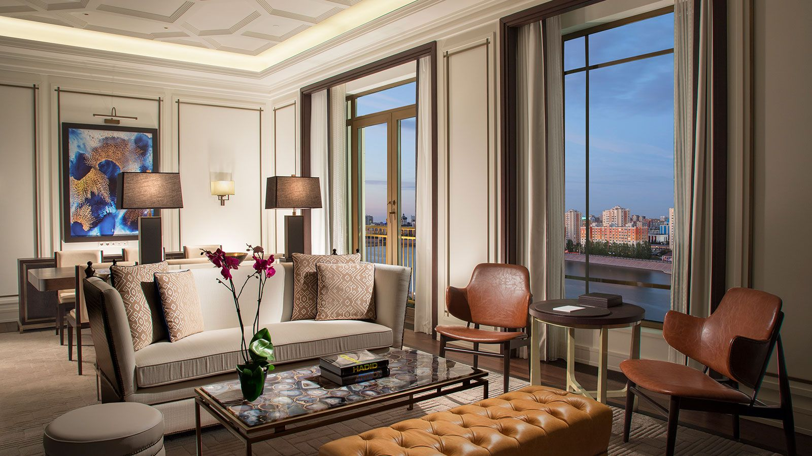 St. Regis Suite - The St. Regis Astana