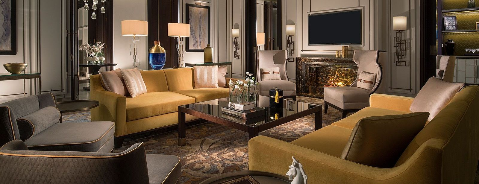 Presidential Suite - The St. Regis Astana