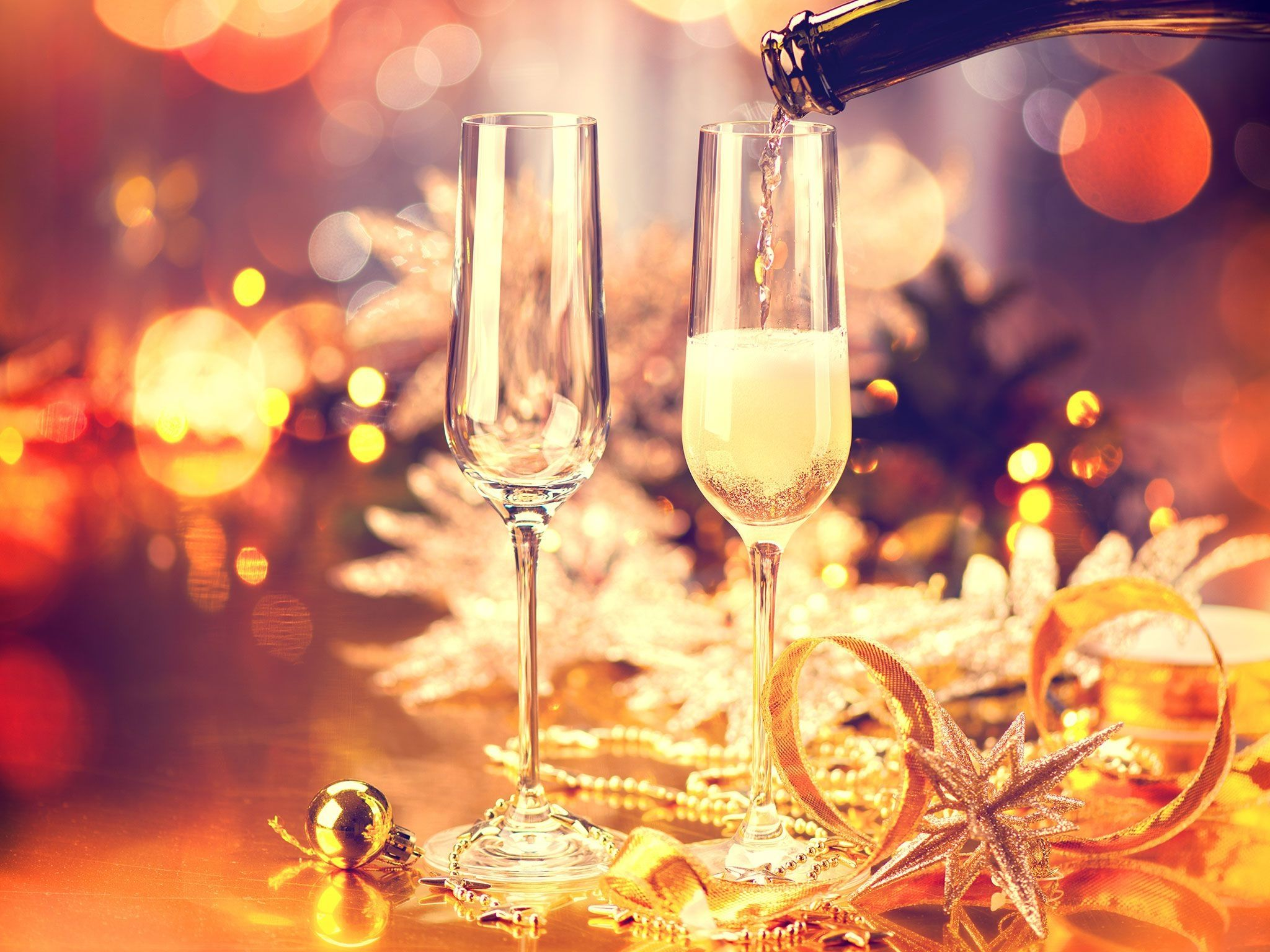 Corporate New Year Party at The St. Regis Astana